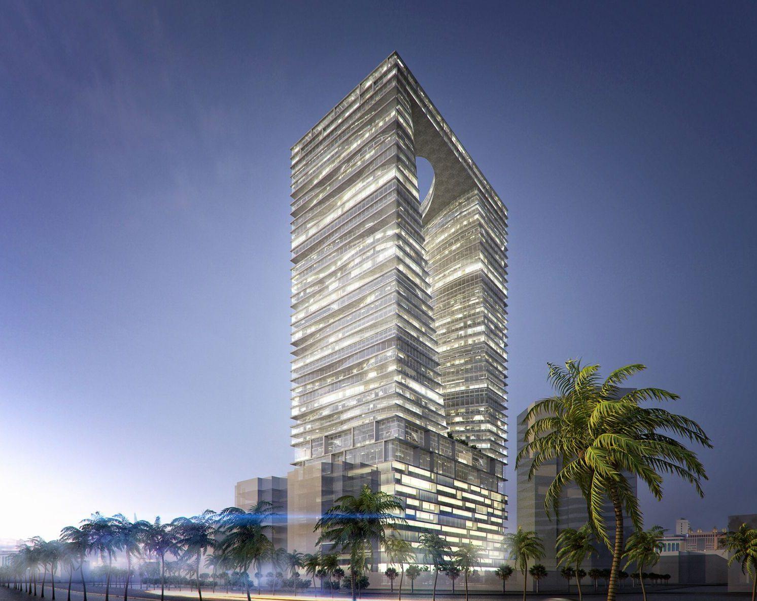 MANAMA TOWER in Bahrein
